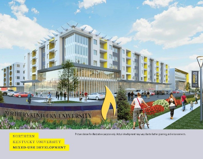 NKU Town Center Project