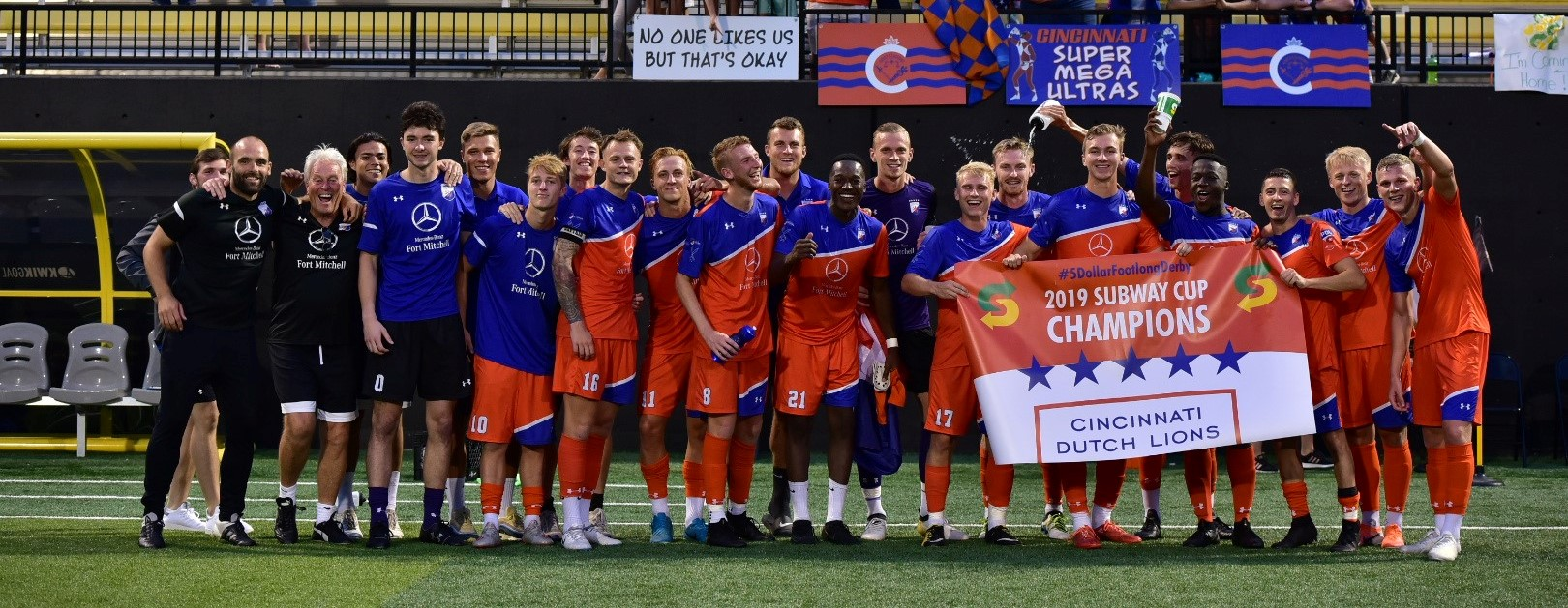 Cincinnati Dutch Lions FC