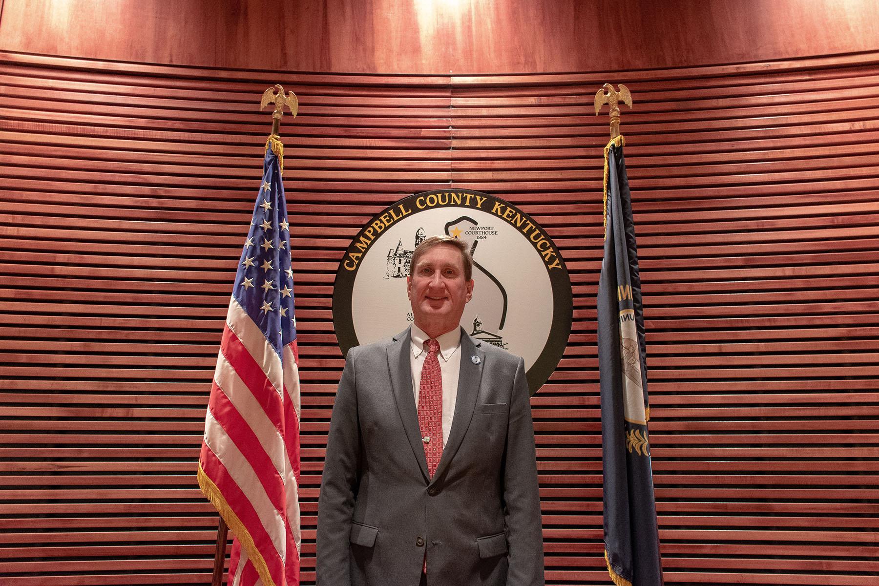 Commissioner Brian Painter