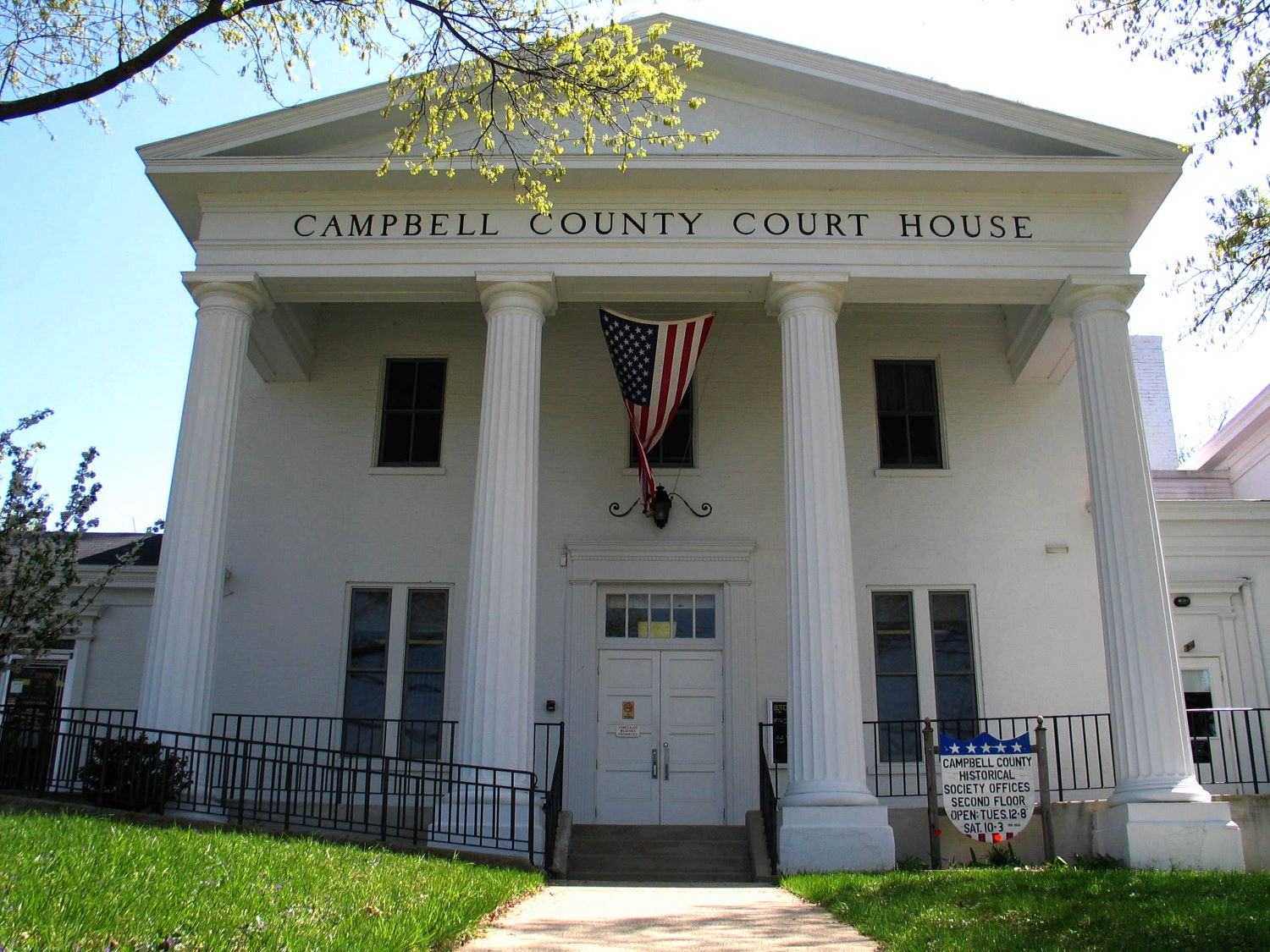 Campbell County Historical & Genealogical Society