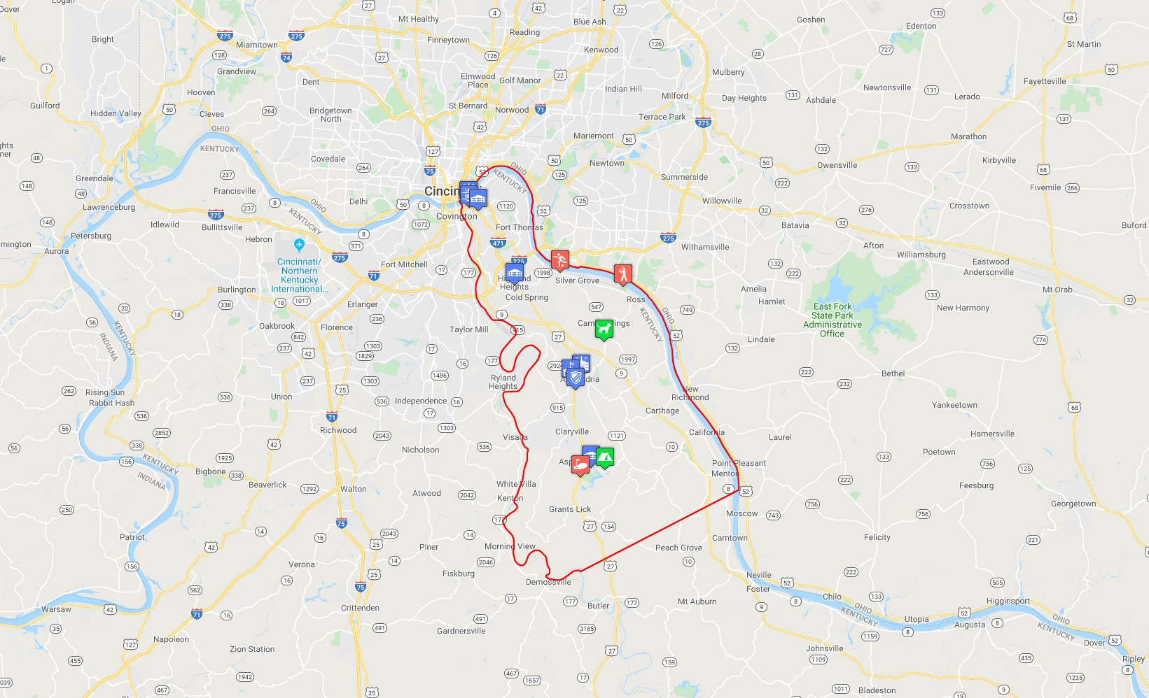 County Maps