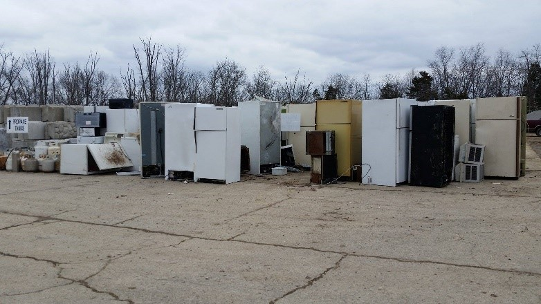 Large Appliance Recycling Program