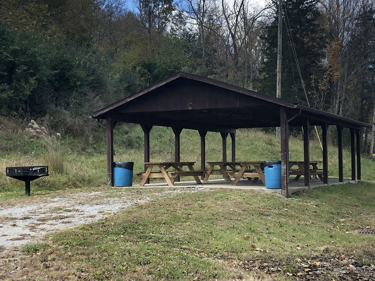 Trail Head Shelter