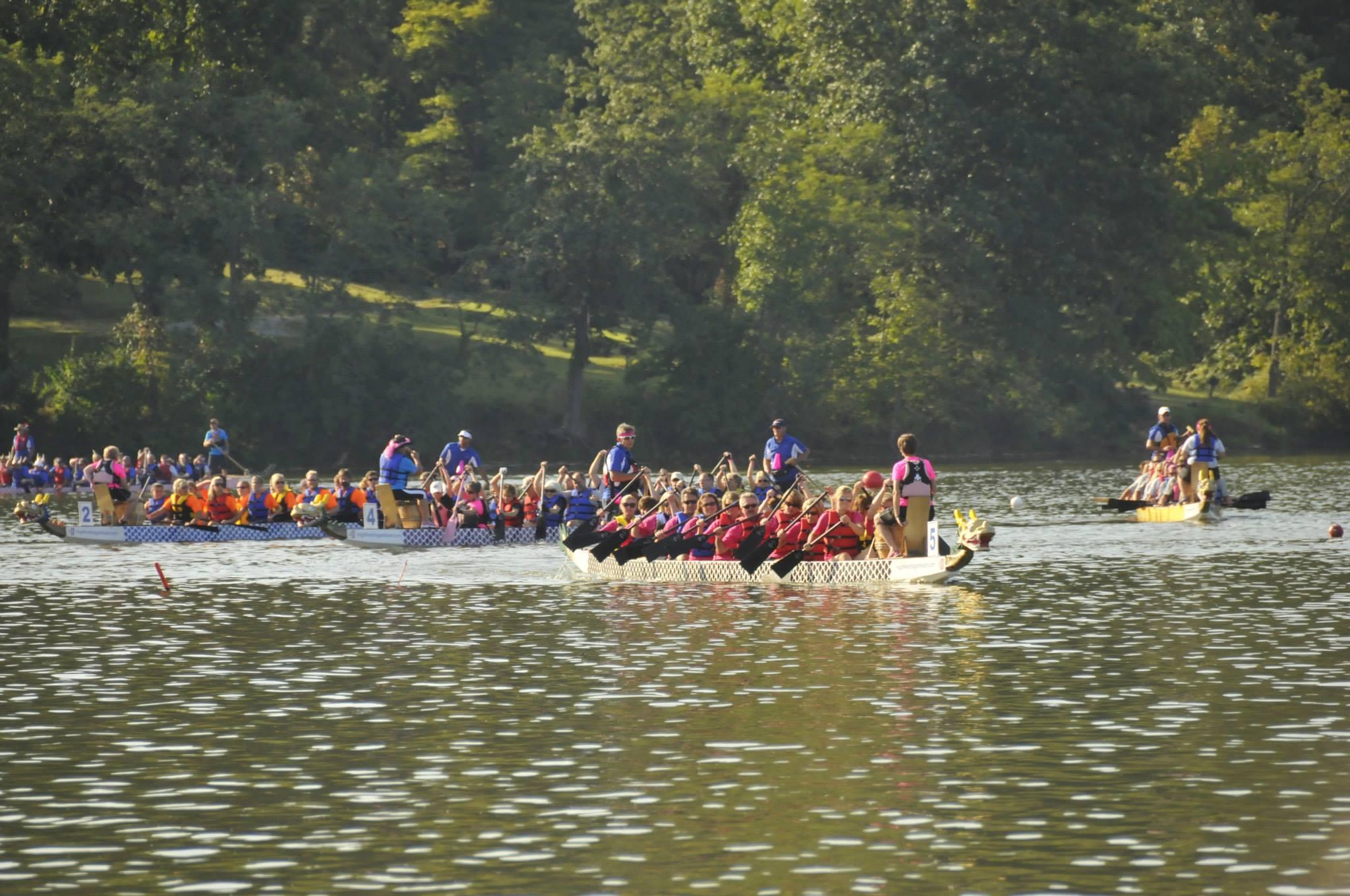 Kentucky Dragon Boat Festival - CANCELLED